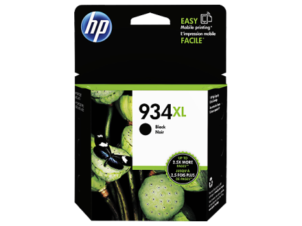 Tinta HP C2P23AA (934XL Black) 1